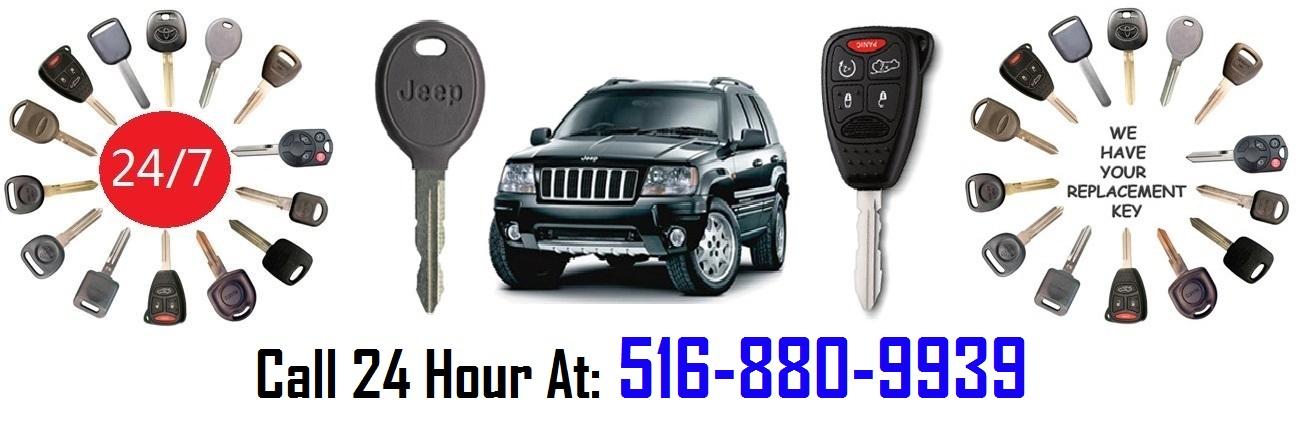 Car Key 24 Hour Locksmith 516-385-6453   Green Acres Mall