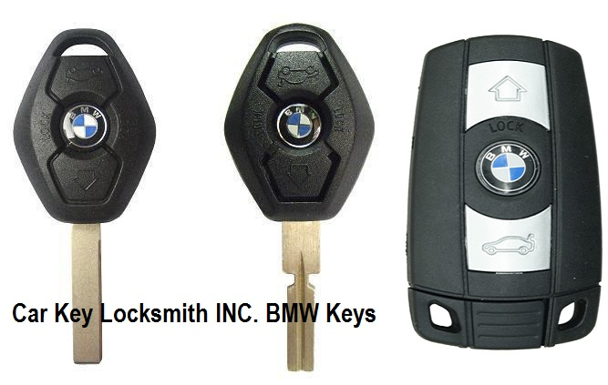 BMW KEYS replacement