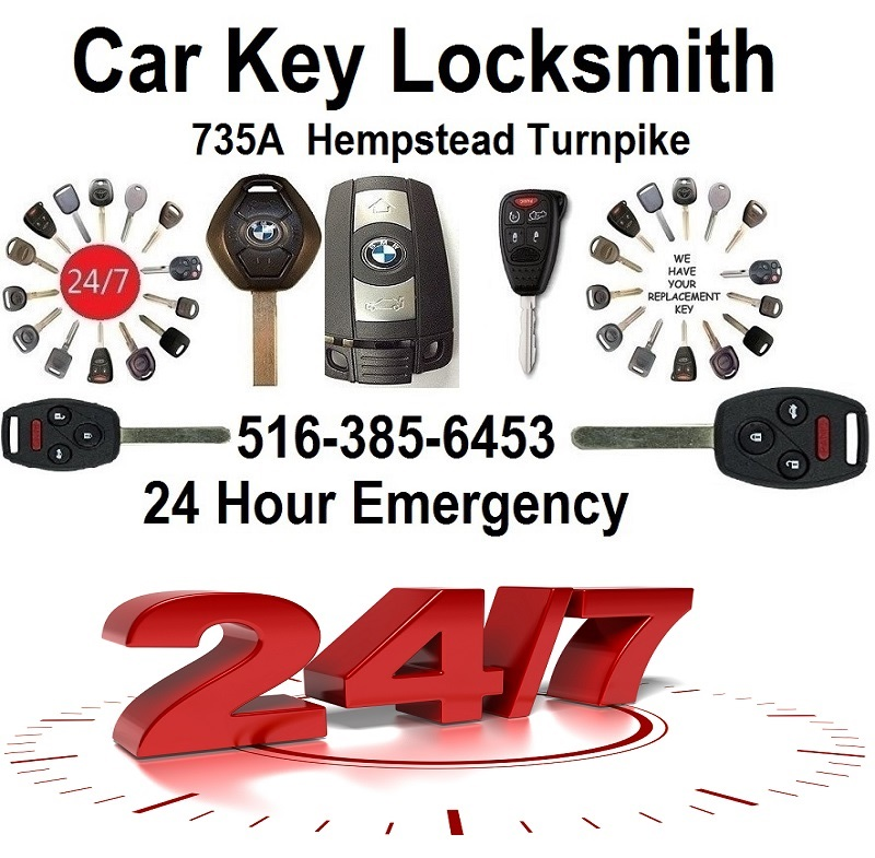 Belmont Park Locksmith 516-385-6453 | Car Key Locksmith Inc, Elmont Belmont NY 24 Hour Car Key