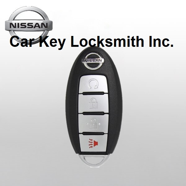Nissan Pathfinder 2013-2014-2015-2016 Proximity Smart Key 4-Button FCC ID KR5S180144014