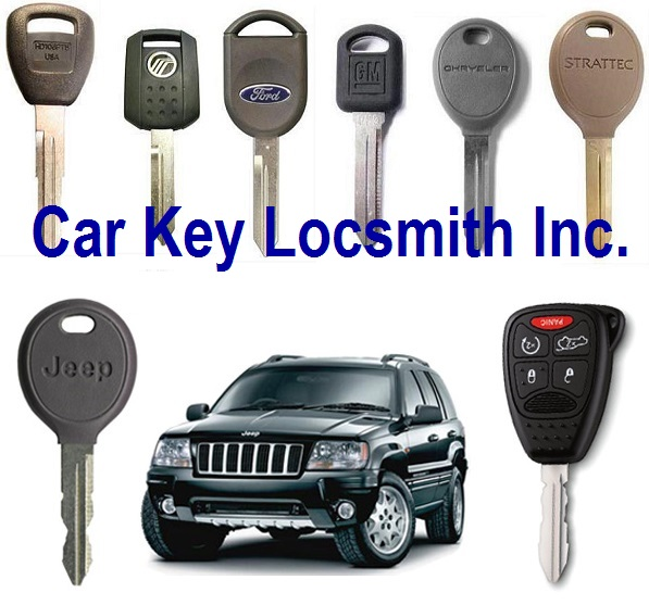 At Car Key locksmith inc , Automotive high security ignition car key repair for Honda and Acura cars auto locksmith in Long island New York